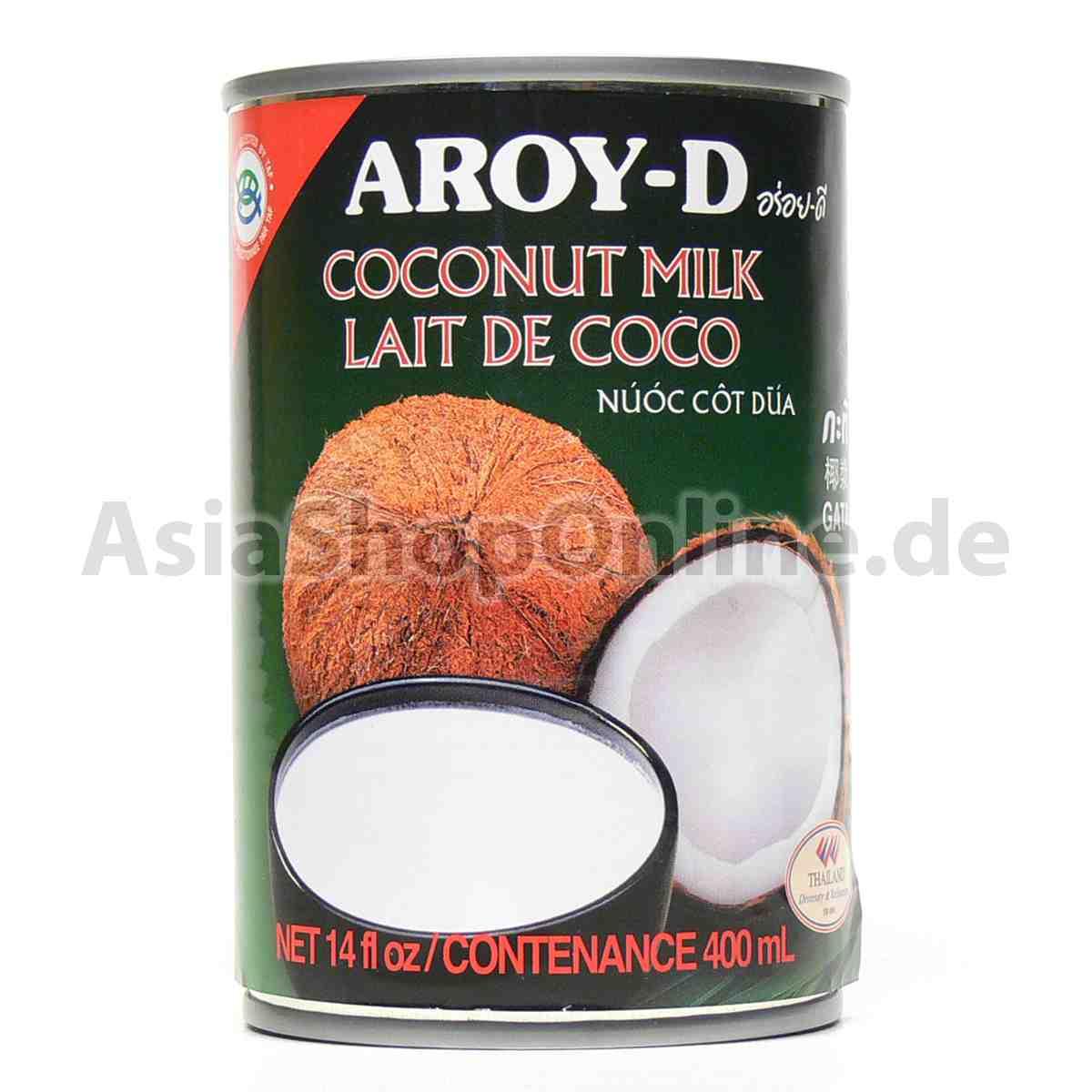 Kokosmilch Aroy D