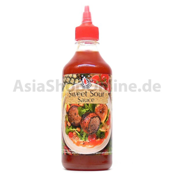 s sauer so e flying goose 455ml chili sauce kochzutaten asia shop online. Black Bedroom Furniture Sets. Home Design Ideas